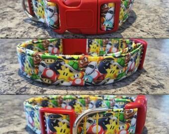 Mario collar