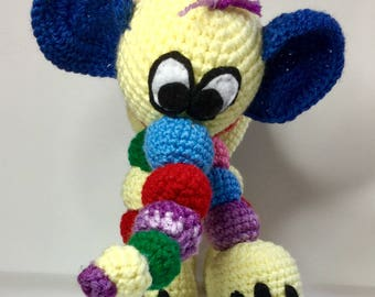 ELEPHANT CROCHET PATTERN pdf Crochet Pattern with Instant Download