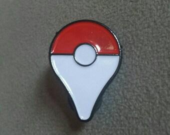 Pokémon Go Plus hat lapel pin
