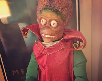 Mars Attacks! Alien Mask