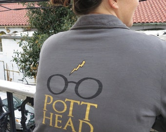 Harry Potter Jacket - Pott Head Clothes - The Perfect Gift for the Harry Potter - phile in your life
