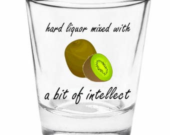 Harry Styles Kiwi Shot Glass