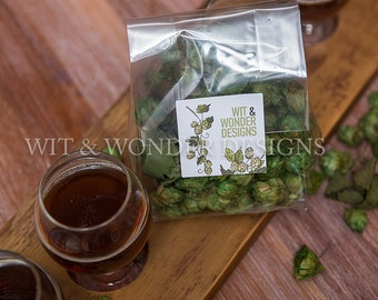 """Tiny Loose Hops for Decor - Great for table """"Confetti"""" or small needs"""