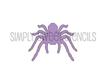 Tarantula/Spider Stencil