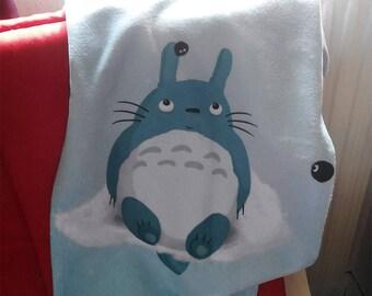 Totoro fanart - Very soft microfiber towel