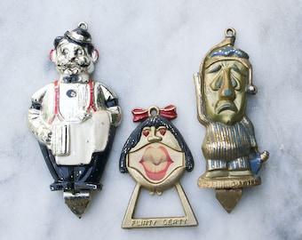 One Vintage Bottle Opener / Groomsmen Gift / Mid Century Barware / Your Choice