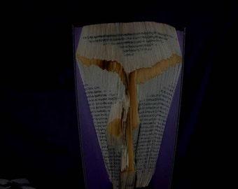 Gymnast Book Folding Pattern
