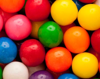 Gum Ball Photo, Candy Photography, Birthday party decor, wall art, carnival, background photo, Digital download, colorful, sweet treats