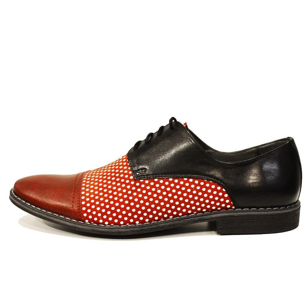 Modello Modello Modello Lukaso - Fait Main Chaussures italiennes de couleur 650ec1