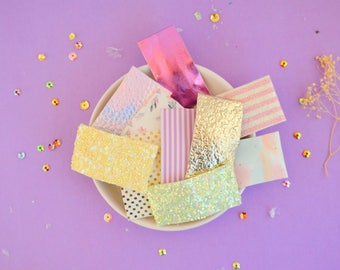 Snap clips, Glitter Snap Clips, Glitter snap clip custom colors, baby girl snap clip, small clips, snap clip wholesale