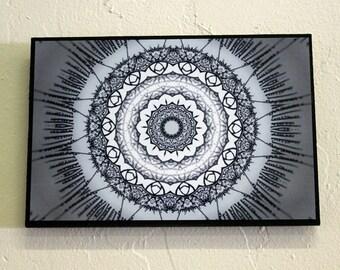 Guardian Mandala Dye Sublimation Wall Art