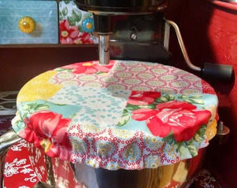 PW Inspired Kitchenaid/Stand Mixer Bowl Cover- Patchwork