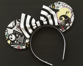Nightmare Mouse Ears