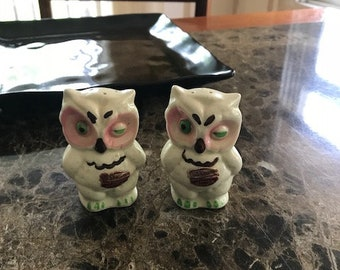 Shawnee Winking Owls