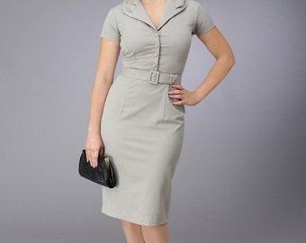 IVY pencil dress custom made wiggle all sizes