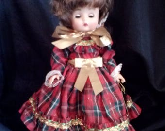 Vintage Effanbee Christmas Doll
