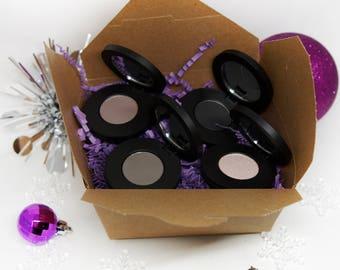 Silver Smokey Eyeshadow Kit