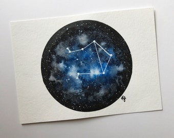 Custom-Original Constellation Space Circle