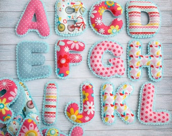 Kinder-Alphabet-Magnet-Buchstaben-Alphabet Stoff Buchstaben ABC Magnete Geschenk für Kinder Baby Alphabet Vorschule Enkelin Geschenk Lernspielzeug