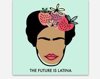 Sticker - Frida