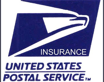 Upgrade To Add 100 Dollar Insurance To International Shipments 100.00 Insurance Value ReVintageLannie Additional Insurance