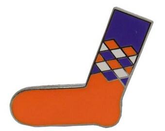 Happy Socks 7 Hard Enamel Pin