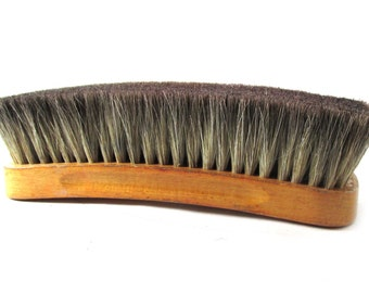 Empire Shoe Horsehair Shop Brush Old Vintage Hand Tool