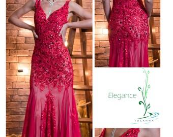 Evening dress by IOLANNA
