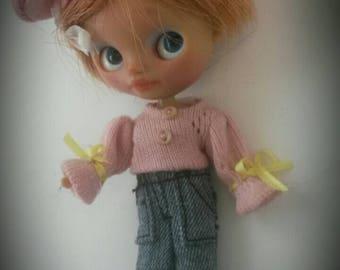 Mini blythe outfit