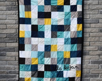 Custom Toddler Quilts