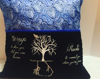 GA Roots & Wings Pocket Pillow