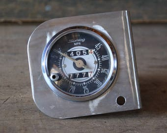 Chris Craft boat speedometer