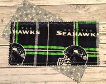 Reusable Dryer Sheets - Seattle Seahawks - No Waste
