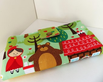 Must have wallet - Red Riding Hood