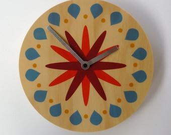 Objectify Portland  Wall Clock