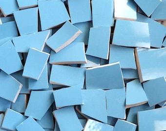 Mosaic Tiles-Coast Blue--100 tiles