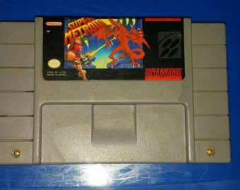 Super Metroid Super Nintendo