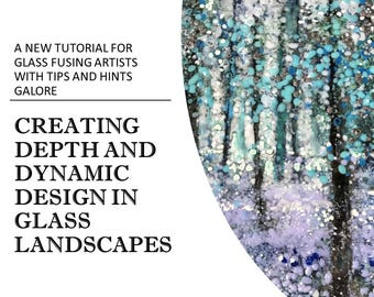 Tutorial - Creating Depth and Dynamic Design for glass landscapes