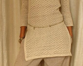 Tunic sweater - Kurta