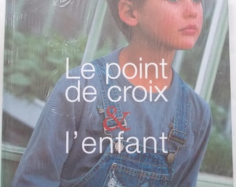 nine POINT DE CROIX and the child's book