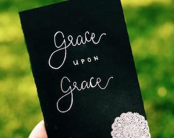 Grace Upon Grace Moleskine Notebook