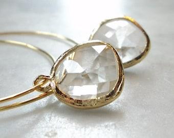 Gold hoop earrings Hoop earrings Hoops Hoop earrings gold Gold hoop earrings Large hoop earrings Dangle earrings Bridesmaid earrings