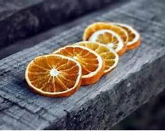 Add dried orange peel!