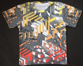 Tee shirt - Interdimensional (Fire)