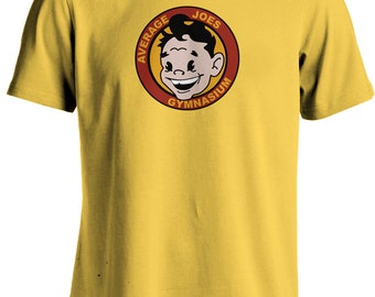 Dodgeball - Average Joes Gymnasium Movie T-shirt