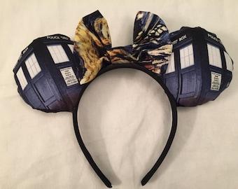 Doctor Who Inspired Ears