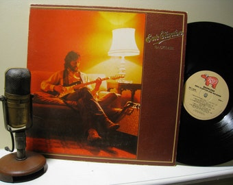 """Eric Clapton - """"Backless"""" (Original 1978 RSO Records with """"Tulsa Time"""" and """"Roll It"""") - Vintage Gatefold Vinyl"""