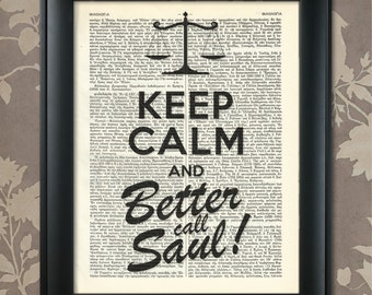 Better Call Saul, Attorney Print, Lawyer Poster, Lawyer Humor, Lawyer art, Lawyer wall art, Lawyer Gift, Lawyer Print, Attorney Gift