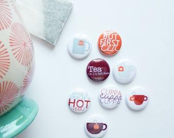 Tea Lover No.1 - Mini Flair Set