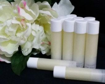 Shea & Coconut Oil Lip Gloss/Lip Balm/All Natural